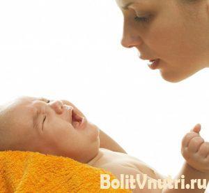 Пилороспазм у грудных детей и детей раннего возраста